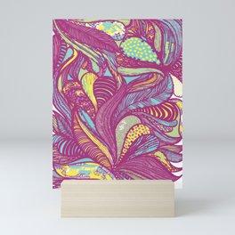 Rainforest Rhapsody Mini Art Print