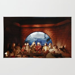 The Last Supper Rug