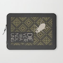 Books Collection: Kafka, The Metamorphosis Laptop Sleeve