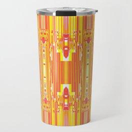 The Courtship of Ketchup & Mustard Travel Mug