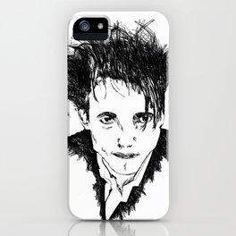Robert Smith iPhone Case