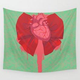 Bleeding Bow Wall Tapestry
