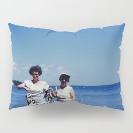 Fishing Ladies Pillow Sham