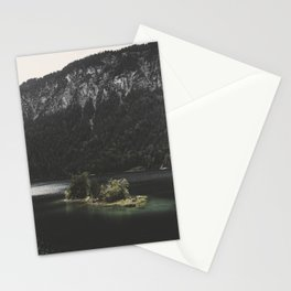Island Love - Landscape Photography Stationery Cards