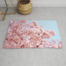 Cherry Blossom Japan Tokyo Rug