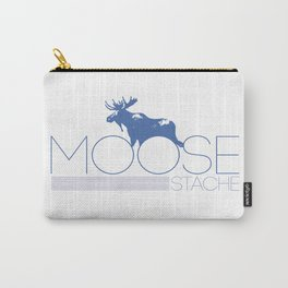 moose stache Carry-All Pouch