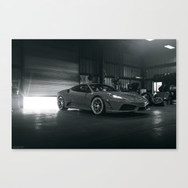 Ferrari 430 Scuderia Canvas Print