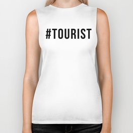 TOURIST Biker Tank