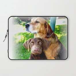 Ain't Nothing But A Hound Dog Laptop Sleeve