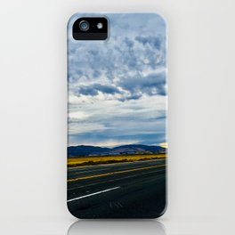 Columbus Way iPhone Case