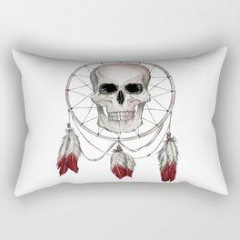 Skullcatcher Rectangular Pillow