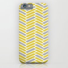 inspired herringbone Slim Case iPhone 6s
