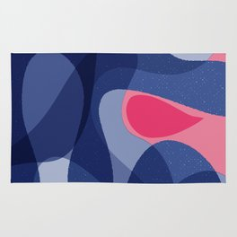 Evolution of a Dot | Modern Happy Art Rug