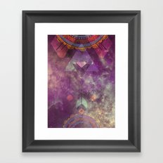 Magical Bohemian Framed Art Print
