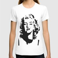 monroe T-shirts featuring Monroe by annelise h