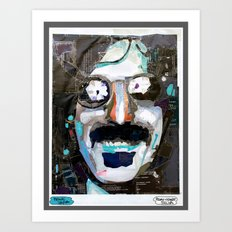 Cool Ages VII Art Print