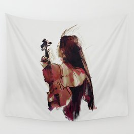 Strings Wall Tapestry