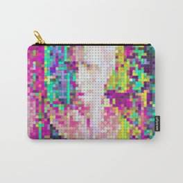 Rainbow Bust Carry-All Pouch