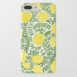 The Fresh Lemon iPhone Case