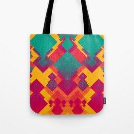 Diamond Vibrancy Tote Bag