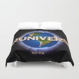 Bruniverse Duvet Cover
