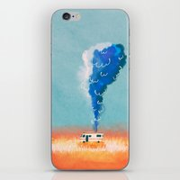 breaking bad iPhone & iPod Skins featuring Breaking Bad. by Caleb Boyles