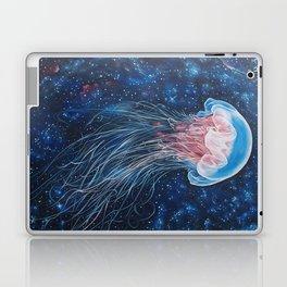 Space JellyFish Laptop & iPad Skin