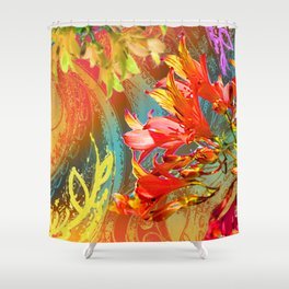 Oh Spring! Shower Curtain