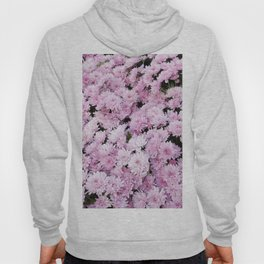 A Sea of Light Pink Chrysanthemums #2 #floral #art #Society6 Hoody
