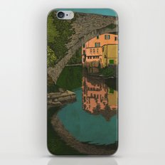 The River iPhone & iPod Skin