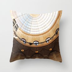 The Dome Throw Pillow