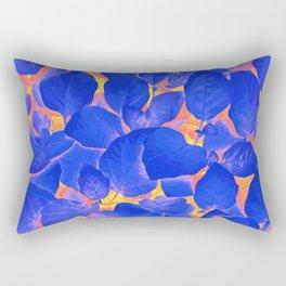 Supercontrast #painting #nature Rectangular Pillow
