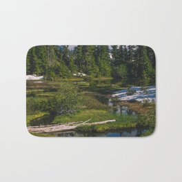 Pond of the False Prophet Bath Mat