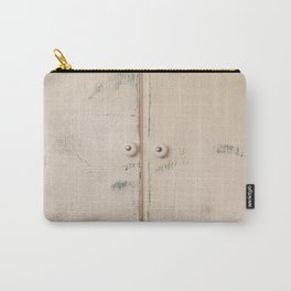 Shabby Chic, Cabinet Doors, Doors Carry-All Pouch