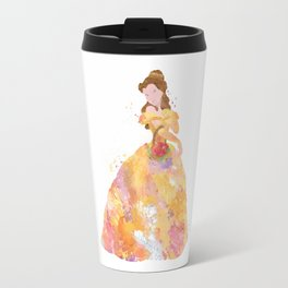 Princess Belle Travel Mug