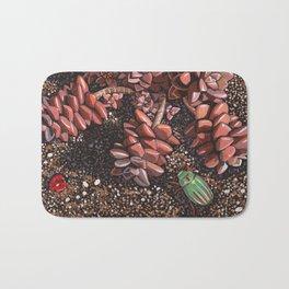 Bronze Graptostedum Bath Mat