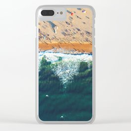 Splash Clear iPhone Case