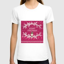 Merry christmas and happy new year 12 T-shirt