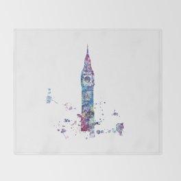 Tower Bridge - London Throw Blanket
