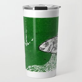 Tangaroa & the Snapper Travel Mug