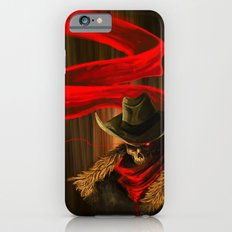 Skull Cowboy iPhone 6s Slim Case