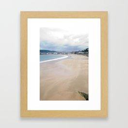 Inmensa Framed Art Print