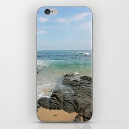 colors of the sea iPhone Skin