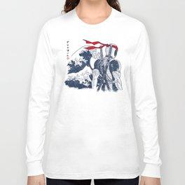 wave Pool Long Sleeve T-shirt
