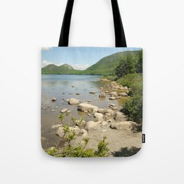 Maine photography Tote Bag