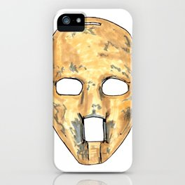 Plante - Mask iPhone Case