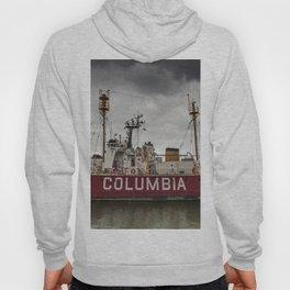 The Lightship Columbia Hoody