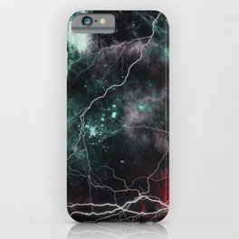 p Sceptrum iPhone Case