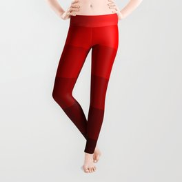 Maraschino Reds - Color Therapy Leggings