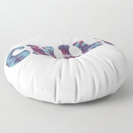 Chill Tie Dye Floor Pillow